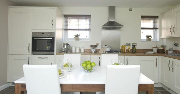 Barratt Homes Kitchens