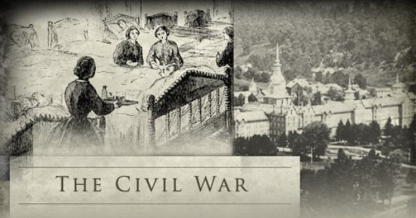 The Civil War was the most tumultuous event in American history. It ...