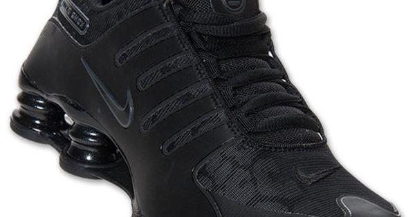 Nike Shox All Black