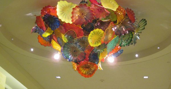 Dale Chihuly Chandelier Mayo Clinic Jacksonville Fl Chihuly