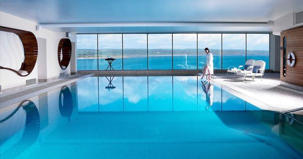 Cliff House Hotel Waterford Ireland Intimate Luxury Accommodations Hotels Spas Pinterest Accommodation Posts And Restaurant