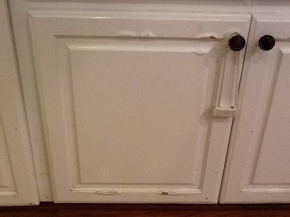 Water Damage On Press Wood Kitchen Cabinets Wood Kitchen Cabinets Laminate Kitchen Cabinets Mobile Home Kitchen Cabinets