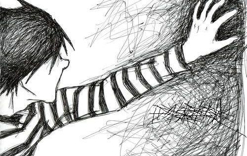 Dibujos Emos A Lapiz Imagui Imagui Dibujos Emo Dibujos Lindos Para Dibujar