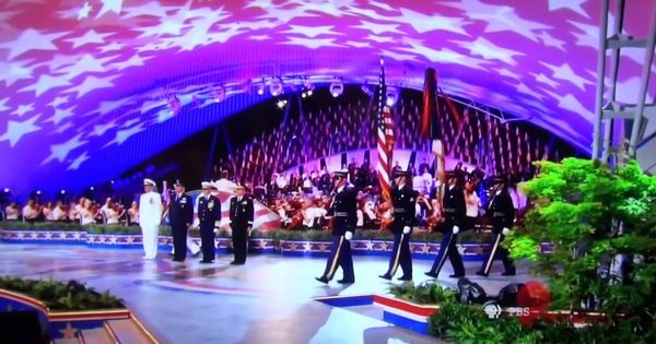 armed forces medley  2014 national memorial day concert