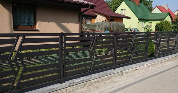 Ogrodzenie Panelowe Plot Brama Palisada Gobe 369 8832799588 Oficjalne Archiwum Allegro House Gate Design Outdoor Decor Gate Design