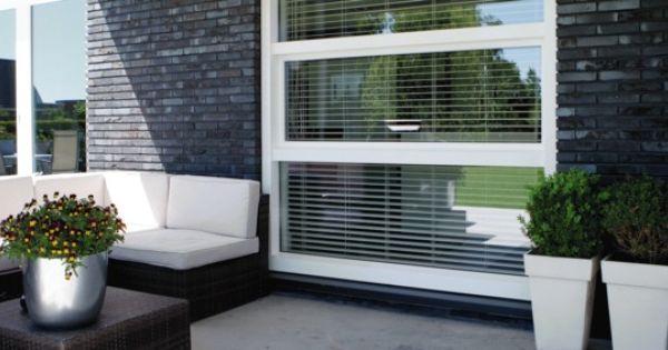 Kozijnen horizontale en verticale lijnen kozijnen pinterest voor het huis en idee n - Kantoor lijnen ...