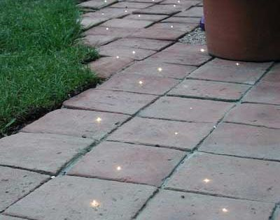 "how to create a ""star light"" path"