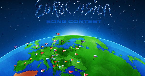 eurovision countries not from europe