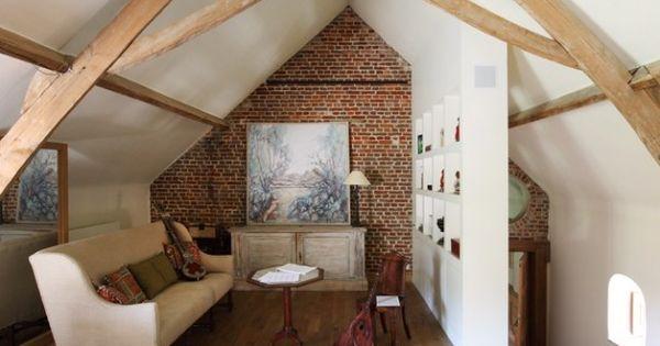 palier sous les combles cloison ajour e d 39 escalier arriv e d 39 escalier sous les combles. Black Bedroom Furniture Sets. Home Design Ideas