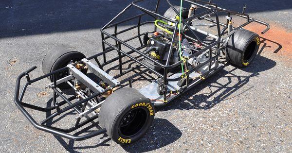 Remote Control Sprint Car Racing