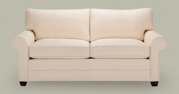 Bennett sofa two cushion ethan allen for Ethan allen hudson sofa