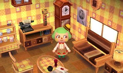 Great Country Wallpaper Animal Crossing New Leaf Qr Code