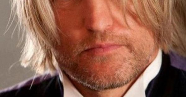 Woody Harrelson as Haymitch Abernathy in The Hunger Games