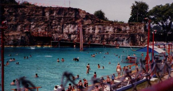 Rock Lake Pool In Spring Hill Wv Had Some Great Times
