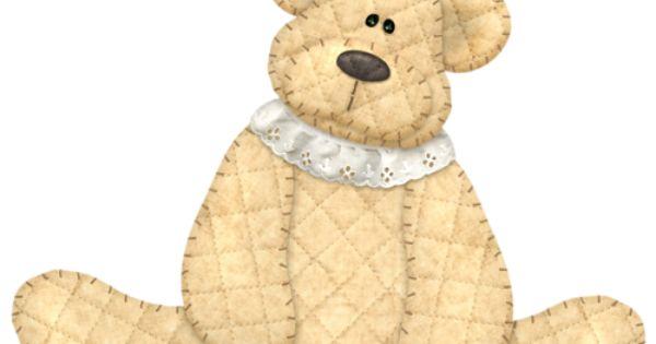 teddy bear clip art pinterest - photo #25