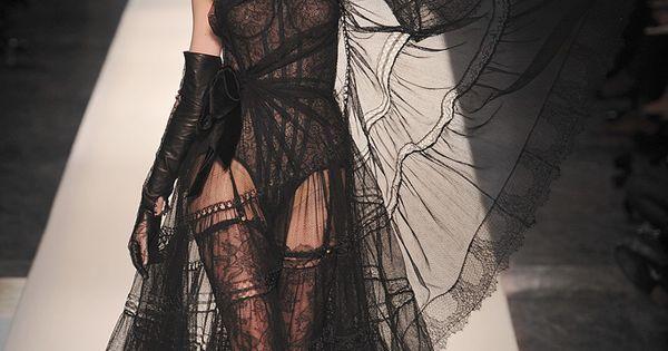 gothic wedding dresses | Dark Beauty: Gothic Wedding Dresses – Fashion Design,