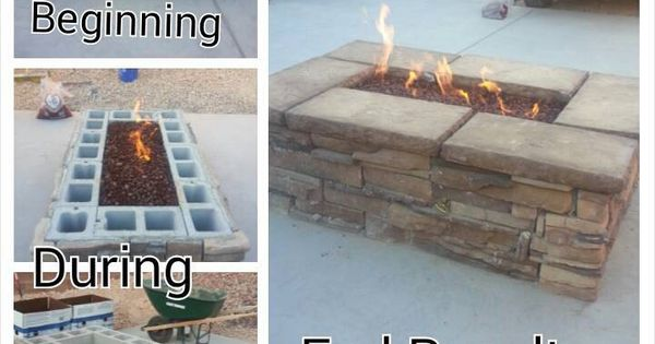 Create Your Own Fire Pit With T36CK