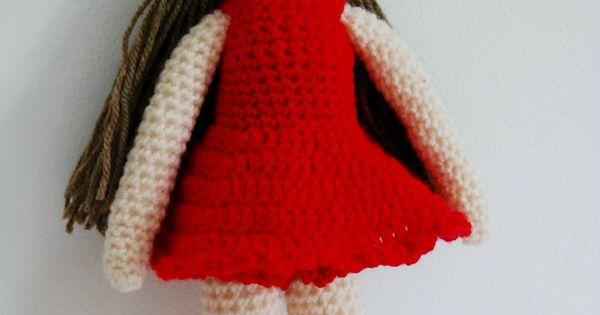 Basic Crochet Doll By Lisa Auch - Free Crochet Pattern ...