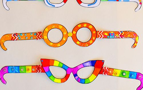 Pete the Cat- Magic sunglasses