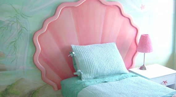 What a cute idea for a kid's room!