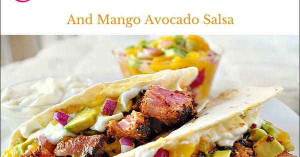 Tuna tacos, Tuna and Tacos on Pinterest