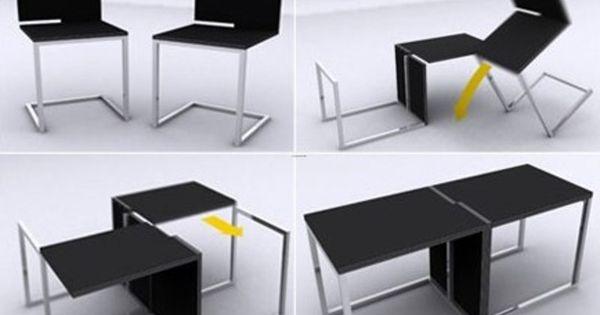 Space Saving Multi Use Office Furniture OBC Design