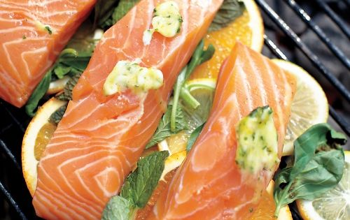 How to grill fish with citrus. fish grilling grillingfish citrus salmon