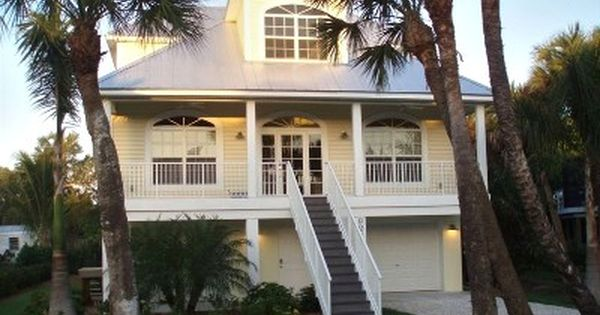 Curb Appeal Pinterest Beach Front Homes Florida And