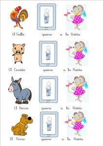 Cuento La Ratita Presumida En Pictogramas Cuentos Cuentos Pictogramas Cuento Infantiles