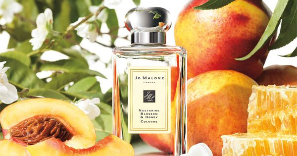 Jo Malone Nectarine Blossom and Honey Cologne: Youthful, fruity, and sweet as