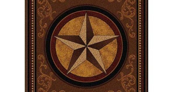 Gilded Star Rug Collection Star Rug Western Area Rugs Rustic Area Rugs