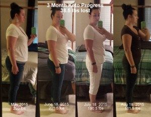 ketogenic diet 1 month results