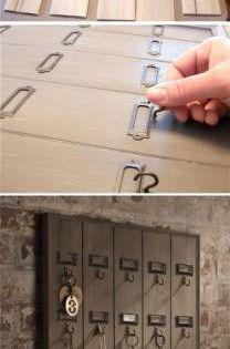 8 Facons Originales D Accrocher Vos Cles Mur Diy Diy Maison Idees Pour La Maison
