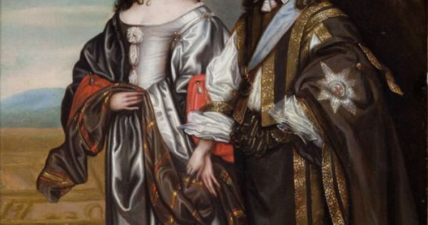 william of orange married