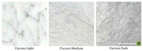 Which Granite Looks Like White Carrara Marble Carrara Marble Carrara Marble House
