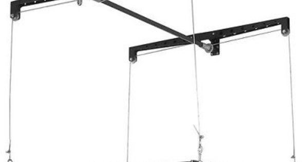376965431292709092 furthermore How To Build ADeer Hoist further Diy Engine Lift as well  on attic storage lift systems