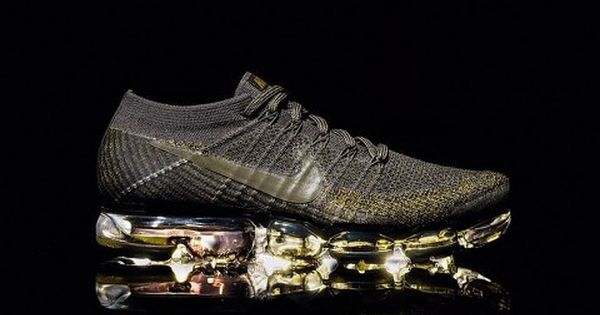 Nike Might Be Releasing This Super Luxe Black & Gold Air