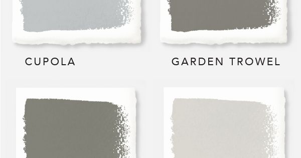 These Gorgeous Farmhouse Style Interior Paint Colors From