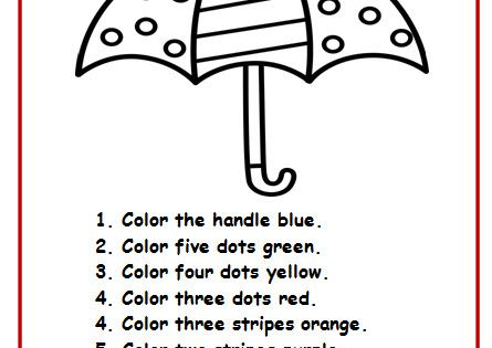 Worksheets, Umbrellas and Student on Pinterest