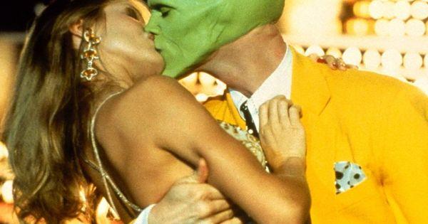 Las máscaras para la persona de la raíz del perejil