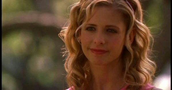 Buffy Season 4 Pretty Buffy Hair Buffy Pinterest
