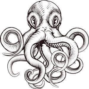 Octopus Tattoo Meaning Octopus Illustration Octopus Tattoo Design Octopus Tattoo