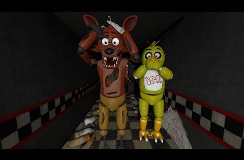 how to make fnaf not scary 1 4