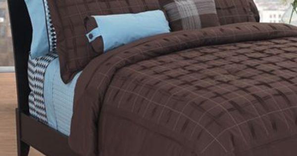 Apt 9 Espresso Bedding Queen Comforter Set Kohls 77