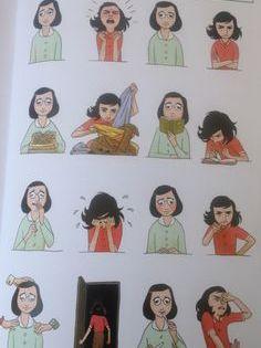 Pin By Batsheva Metzler On Tiere Zeichnen Anne Frank Anne Frank Diary Anne Frank Annex