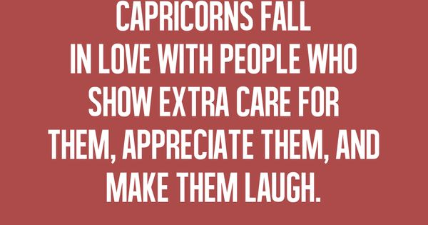 capricorn love make fall with