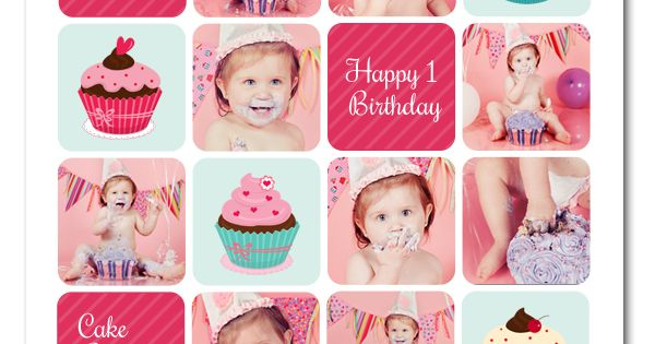 cake smash collage template love god photography pinterest collage template cake smash. Black Bedroom Furniture Sets. Home Design Ideas