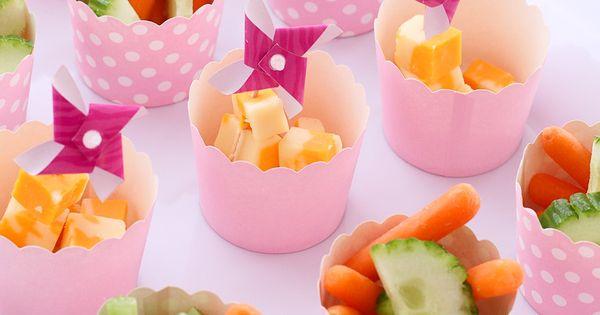 Healthy treats - gezonde traktaties. Gezond kan ook feestelijk zijn. Traktatie met