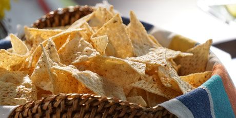 Warmed And Spiced Tortilla Chips Recipe Food Valerie S Home Cooking Recipes Food Network Recipes