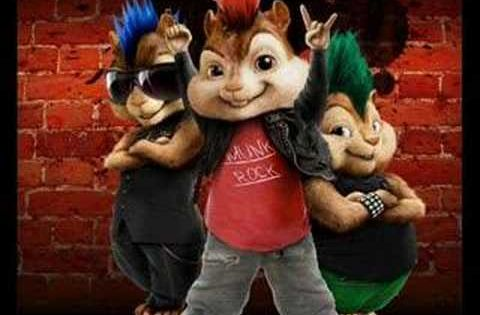 Chipmunks Happy Birthday song